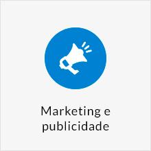 Marketing e publicidade