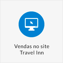 Vendas no site Travel Inn